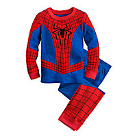The Amazing Spider-Man Deluxe PJ Pal for Boys