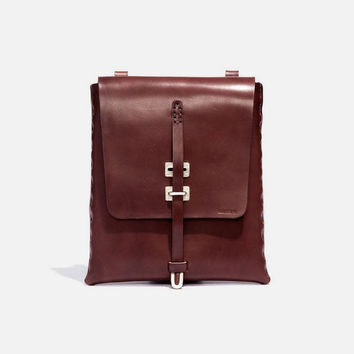 No. 095 Shoulder Satchel