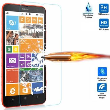 6f99b033285 0.26mm 9H Screen Cover Tempered Glass For Microsoft Lumia Nokia