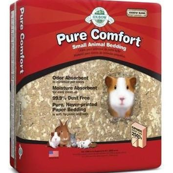Oxbow Pure Comfort Blend Small Pet Bedding 16L/42 Liters