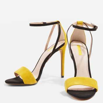 RAPHAEL Two Part Sandals | Topshop