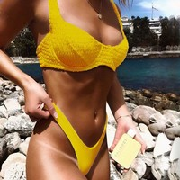 Swimsuit Hot New Arrival Sexy Summer Beach Swimwear Bikini [1303948034164]
