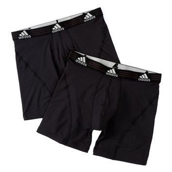 adidas   Climalite Performance Boxer Brief - Pack of 2   Nordstrom Rack