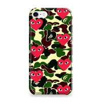 SUPREME BAPE COMME DES GARCONS iPhone 7 | iPhone 7 Plus Case