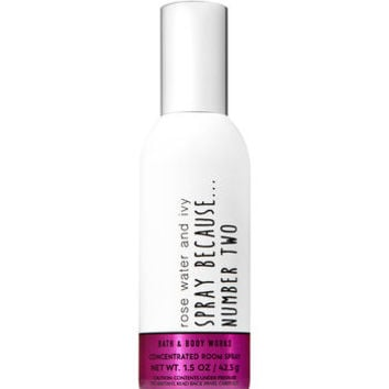 ROSE WATER & IVYConcentrated Room Spray