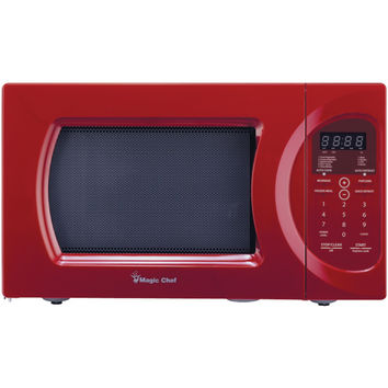 Magic Chef .9 Cubic-ft 900-watt Microwave With Digital Touch
