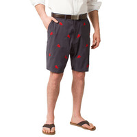 Cisco Short Nantucket Navy With Lobster
