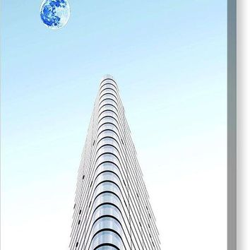 Urban Architecture - London, United Kingdom 6ab - Canvas Print