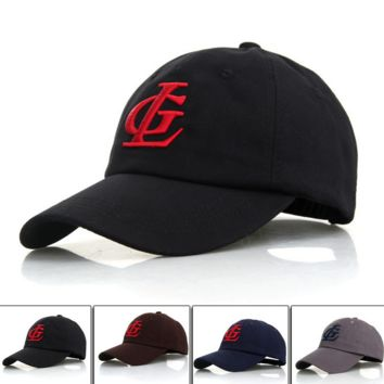 REEL LEGEND Outdoor Sports Embroidered Baseball Cap Hat