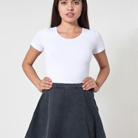 rsadm300 - Denim Circle Skirt