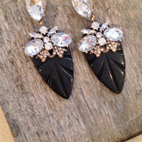 Arrowhead Statement Earring