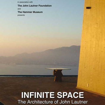 Infinite Space: The Architecture of John Lautner 11x17 Movie Poster (2008)