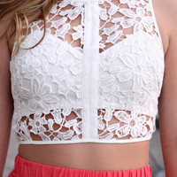 Love & Sunshine Crop Top
