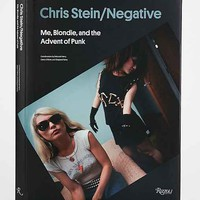 Negative: Me, Blondie, And The Advent Of Punk By Chris Stein- Assorted One