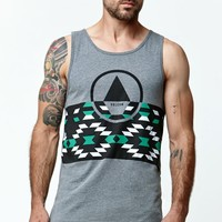 Volcom Bradshaw Tank Top - Mens Tee - Grey