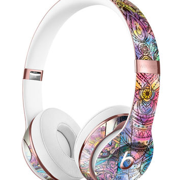 Zendoodle Sacred Elephant Full-Body Skin Kit for the Beats by Dre Solo 3 Wireless Headphones