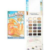 'Balmsai!' Eyeshadow & Brow Palette with Shaping Stencils