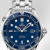 Seamaster Diver 300 M Co-Axial 41 mm - ref. 212.30.41.20.03.001