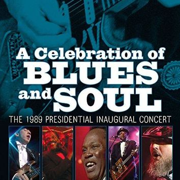 Stevie Ray Vaughan & Bo Diddley & David Deutsch-A Celebration Of Blues And Soul: The 1989 Presidential Inaugural Concert