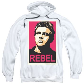 Dean - Rebel Campaign Adult Pull Over Hoodie
