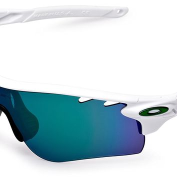 Oakley Men's Radarlock Path OO9206 Asia Fit Shield Sunglasses
