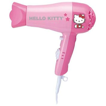 Hello Kitty(R) KT3052A 1,875-Watt Hair Dryer