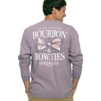 Bourbon and Bow Ties L/S