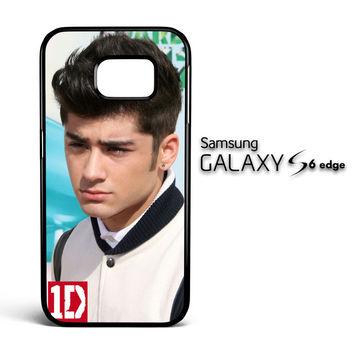 Zayn Malik One Direction Signature 1D X0040 Samsung Galaxy S6 Edge Case