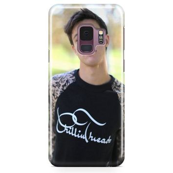 Cameron Dallas Is My Boyfriend White Samsung Galaxy S9 Case | Casefantasy