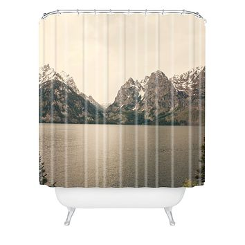Catherine McDonald Cool Summer Snow Shower Curtain
