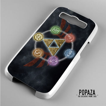 Zelda Triforce Element Samsung Galaxy S3 Case