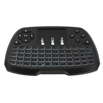 2.4GHz Wireless QWERT Keyboard Touchpad Mouse
