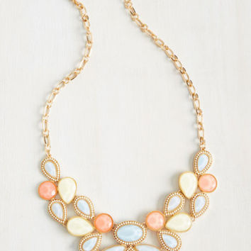 Shine-Tuned Necklace in Multi | Mod Retro Vintage Necklaces | ModCloth.com