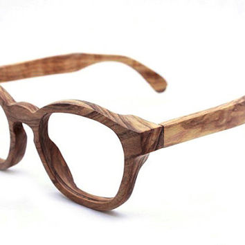 COVER-M  olive wood handmade TAKEMOTO  wood glasses