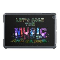 Let's Face the Music & Dance iPad Mini Cover