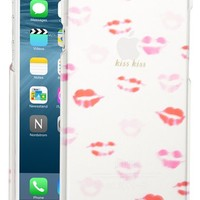kate spade new york 'kiss kiss' iPhone 6 & 6s case | Nordstrom