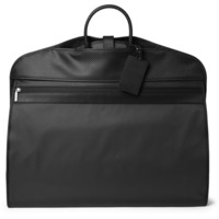 Alfred DunhillChassis Leather-Trimmed Suit Carrier|MR PORTER