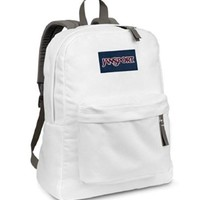 Jansport Backpack All Color Black Navy Grey Blue Purple Pink Green Red BAG-COLOR: Forge Grey