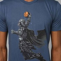 Vader Dunking Tee- Blue