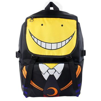 Assassination Classroom Nylon Waterproof Laptop Shoulder / Schoolbag Backpack