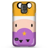 Adventure Time Jack and Finn Face for Iphone and Samsung (Samsung Galaxy s5)