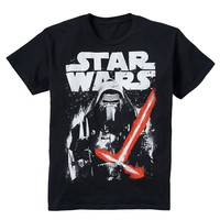 Star Wars: Episode VII The Force Awakens Kylo Ren Graphic Tee - Boys 8-20, Size: