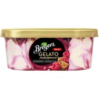 Breyers Indulgences Raspberry Cheesecake Gelato, 28.5 fl oz - Walmart.com