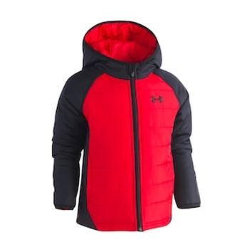 Baby Boy Under Armour Werewolf Puffer Midweight Jacket | null