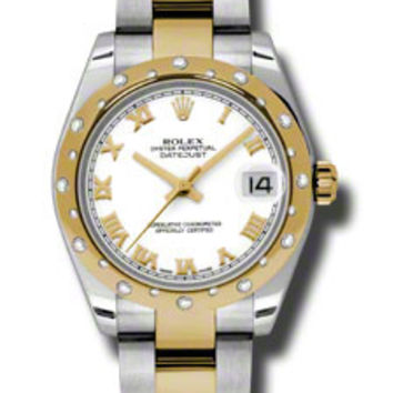 Rolex Datejust Ladies Automatic Watch 178343WRO