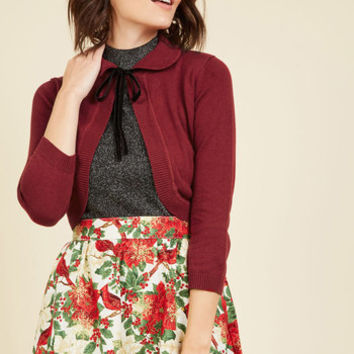 Refined Your Way Cardigan | Mod Retro Vintage Sweaters | ModCloth.com