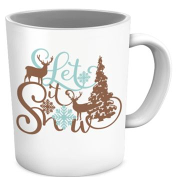 Limited Edition Let It Snow Mug let-it-snow