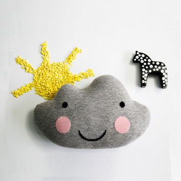 Baby Cushion Toy