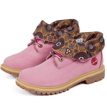 Timberland Women Classic Retro Boots Shoes