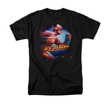 The Flash TV Show Fastest Man Alive Mens T-Shirt